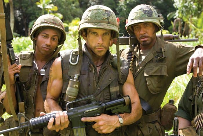 Tropic Thunder Cast