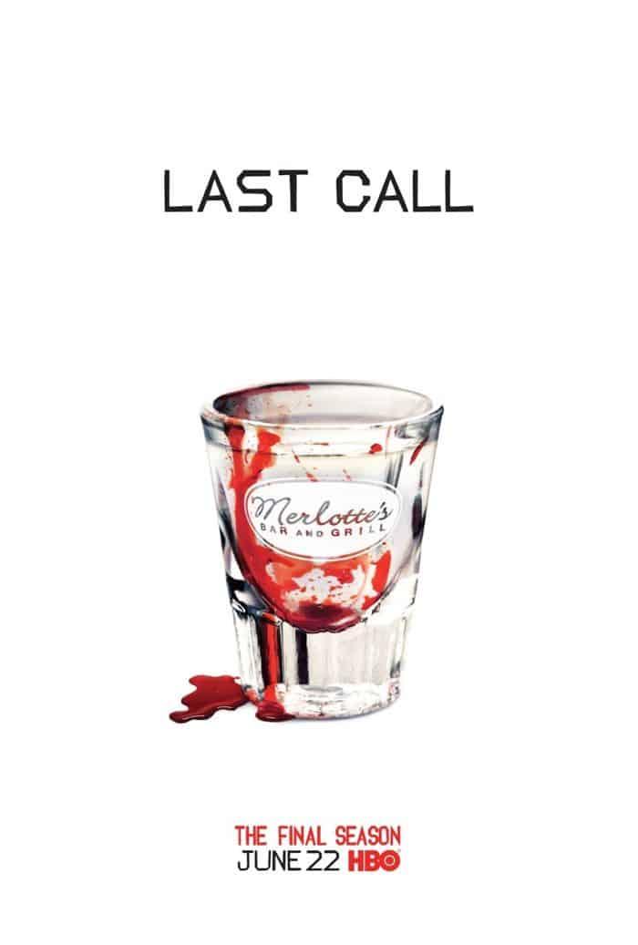 True Blood Season 7 Poster Last Call