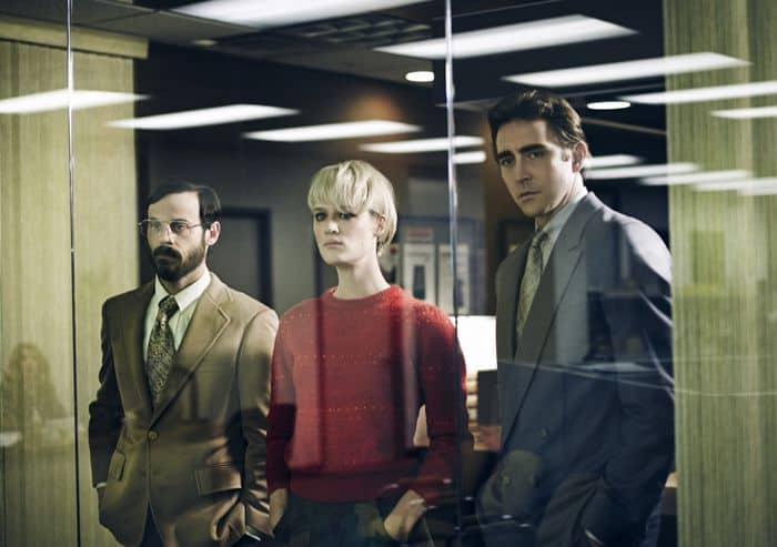 Halt And Catch Fire Cast AMC