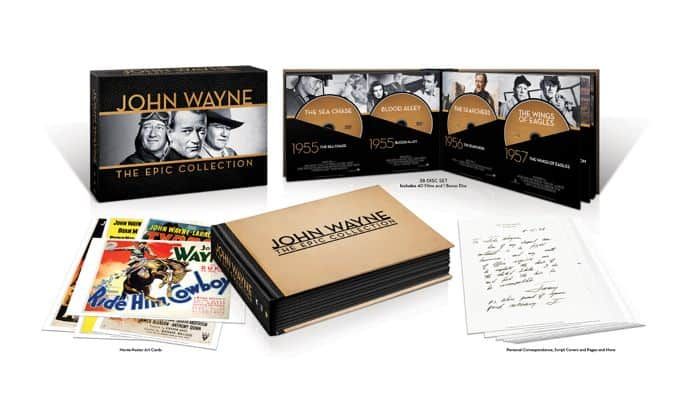 John Wayne Epic Collection