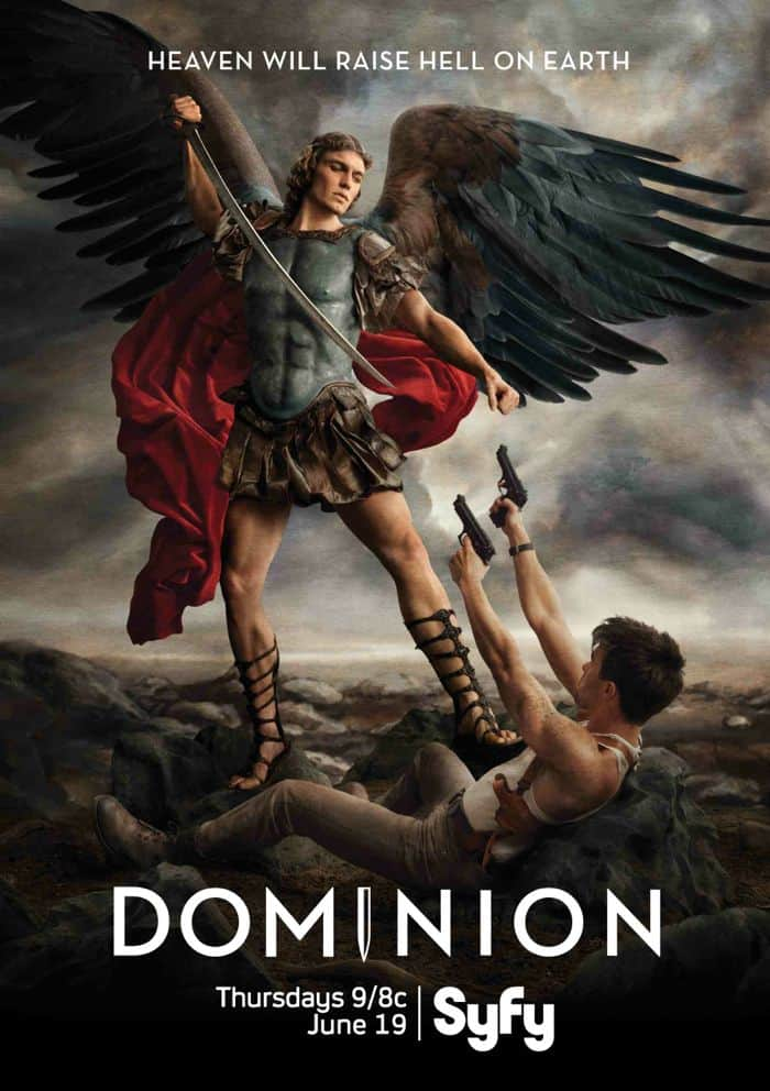 Dominion Season 1 Poster Syfy