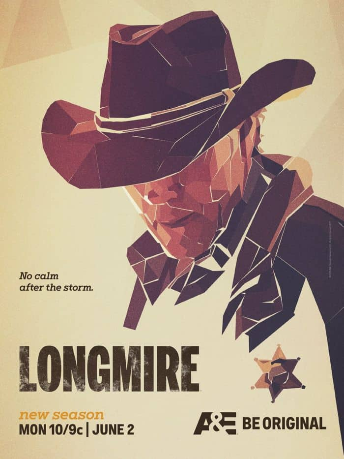 Longmire Season 3 Poster