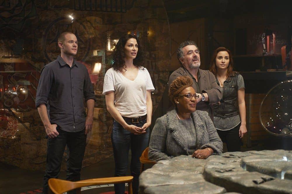 Warehouse 13 - Season 5