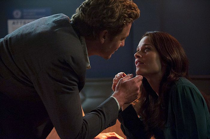 jane and lisbon first kiss