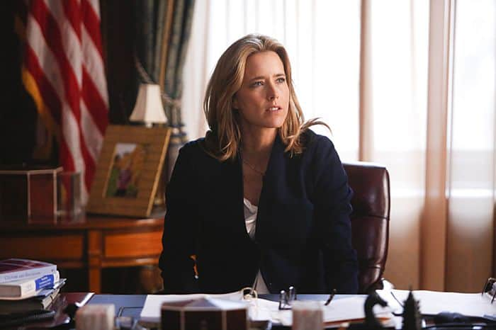 MADAM SECRETARY Tea Leoni