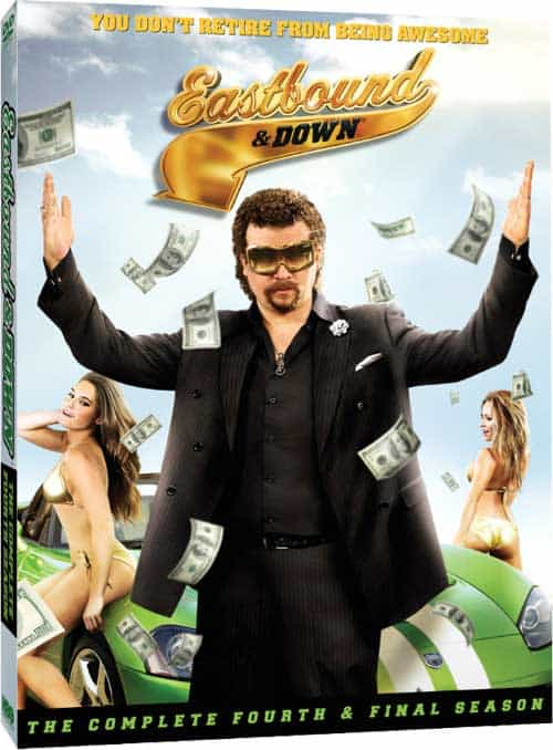 Eastbound And Down Season 4 DVD