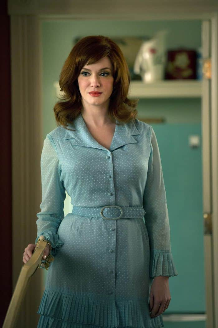 Christina Hendricks as Joan Harris | Mad Men