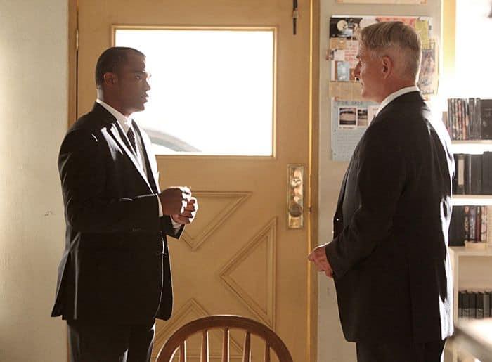 Daniel E. Smith and Mark Harmon | NCIS