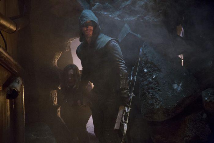 Arrow 2x22 11