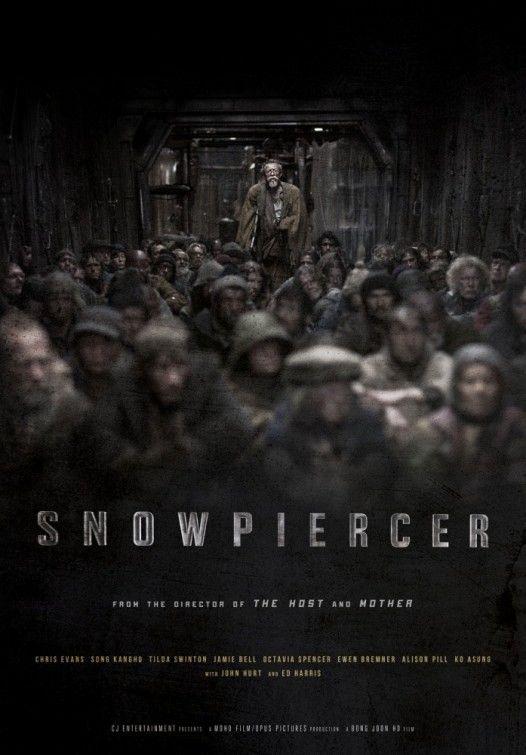 snowpiercer movie poster 2