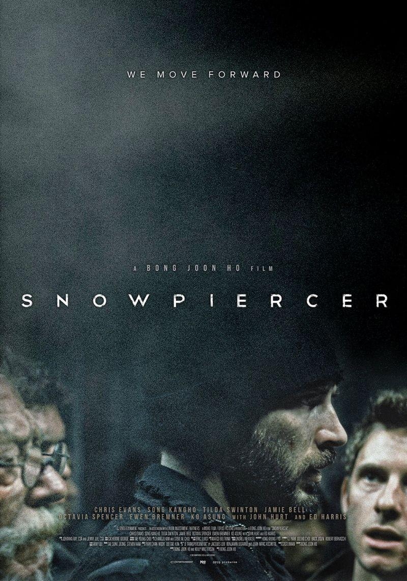 snowpiercer movie poster 3