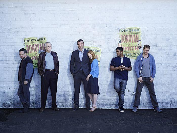 Ray Donovan Cast Season 2 Showtime