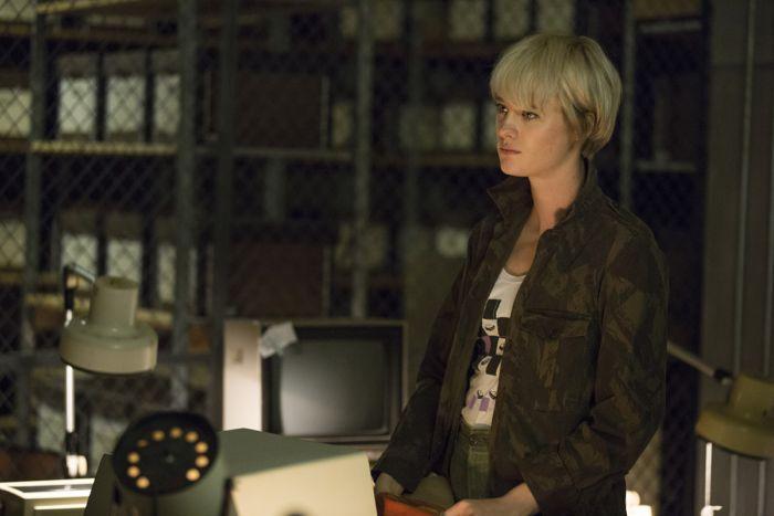 Halt And Catch Fire Mackenzie Davis as Cameron Howe
