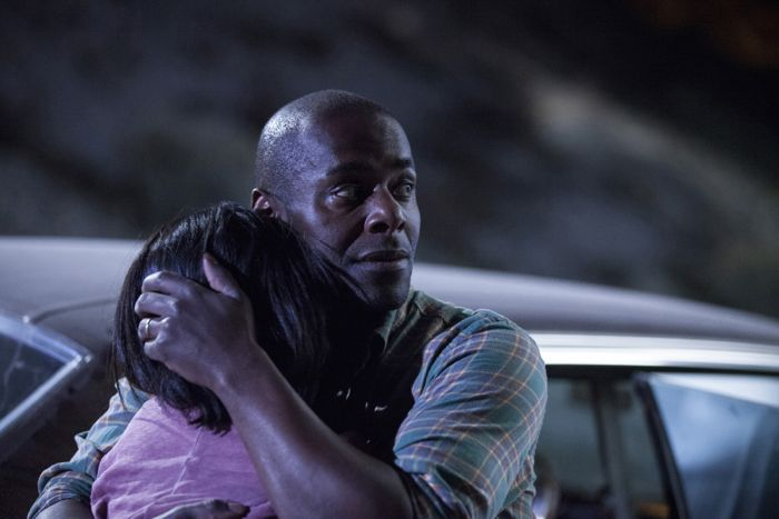 THE LEFTOVERS episode 2: Annie Q, Paterson Joseph