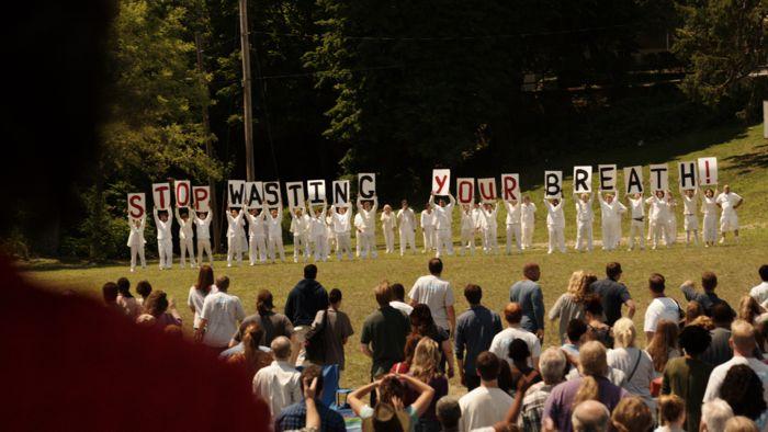 THE LEFTOVERS episode 1 photo: courtesy of HBO