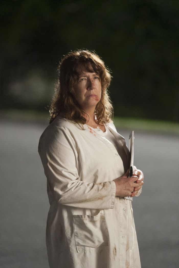 THE LEFTOVERS episode 1: Ann Dowd