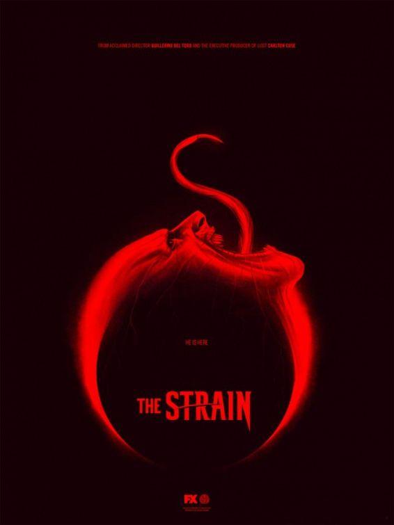 THE STRAIN Season 1 Poster FX