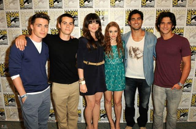 Teen Wolf Comic Con