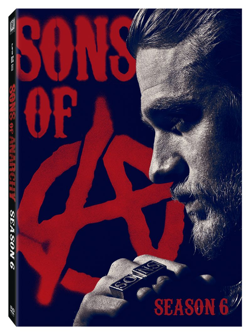 Sons Of Anarchy Season 6 DVD
