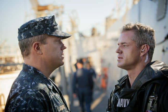 The Last Ship | Adam Baldwin, Eric Dane | TNT