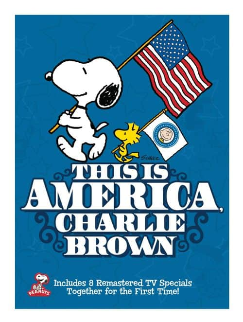 THIS IS AMERICA CHARLIE BROWN DVD