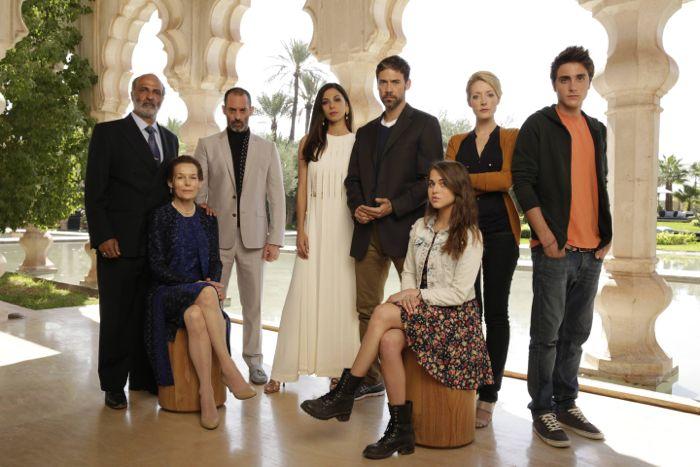 Tyrant FX Cast