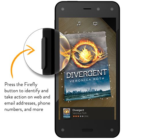 Amazon Fire Smartphone 2