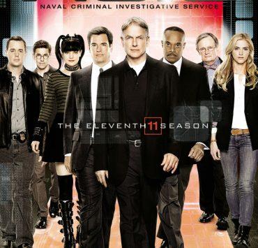 NCIS_Season 11_DVD_Front
