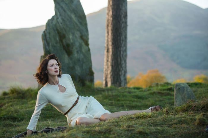 Outlander Claire Randall (Caitriona Balfe)