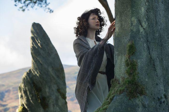 Outlander 2014 Claire Randall (Caitriona Balfe)
