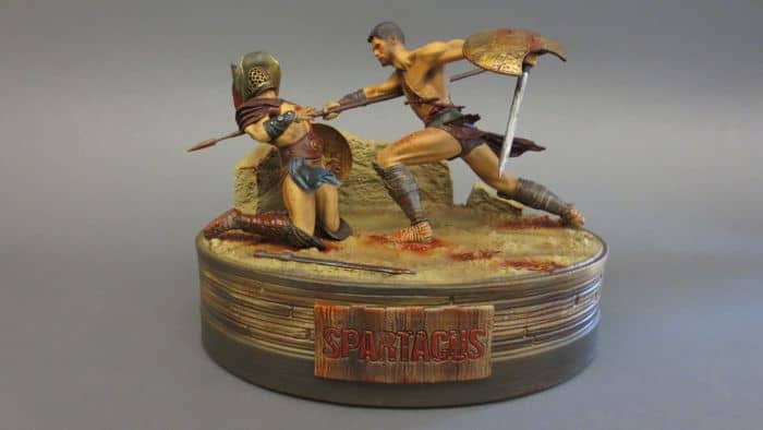Spartacus Limited Edition Figure
