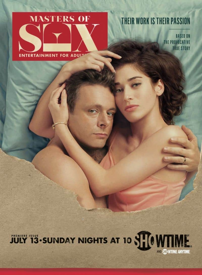 Masters Of Sex Season 2 Poster Showtime