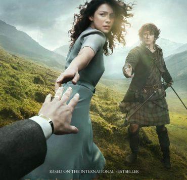 Outlander Starz Poster