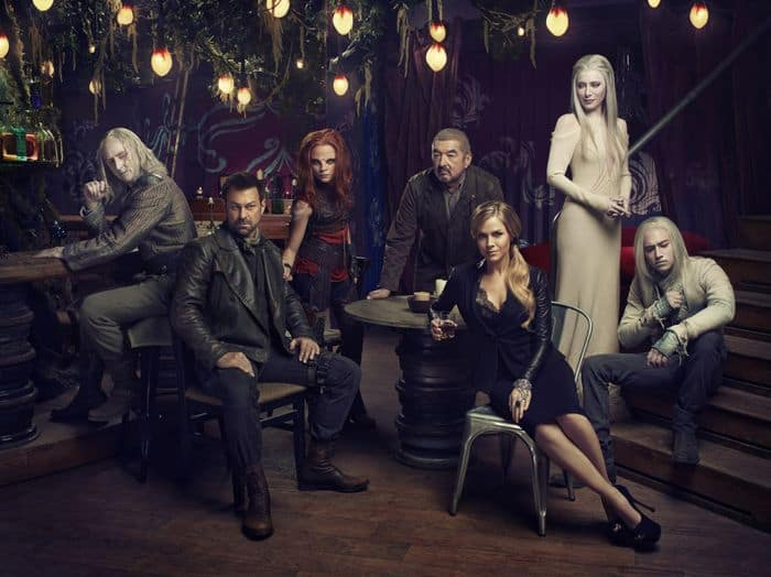 Defiance Season 2 Cast