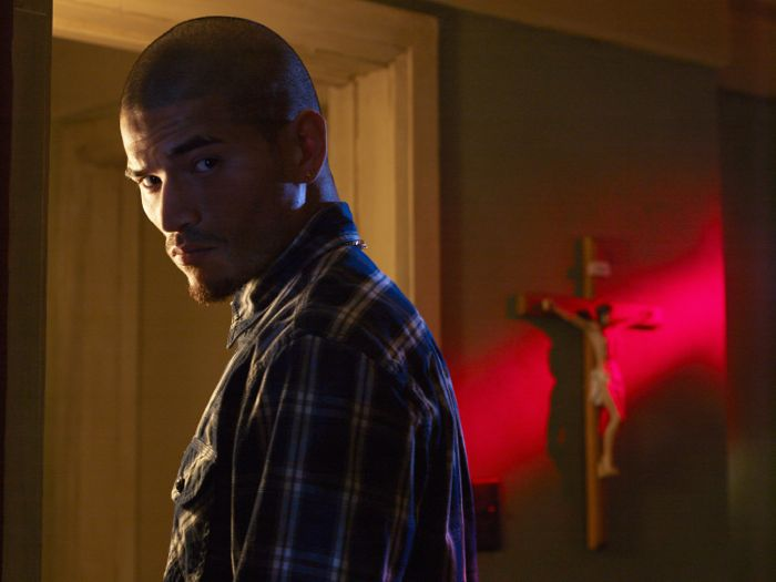 THE STRAIN Miguel Gomez as Gus
