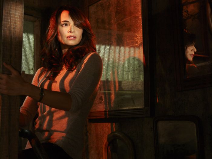 THE STRAIN Mia Maestro as Nora Martinez