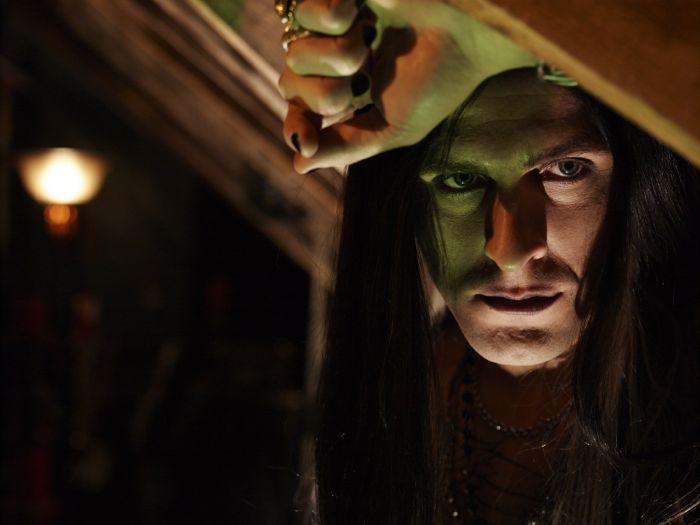THE STRAIN Jack Kesy as Gabriel Bolivar