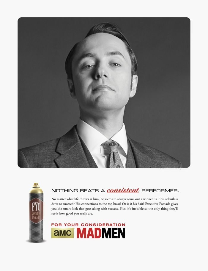 Mad Men Emmy Posters2