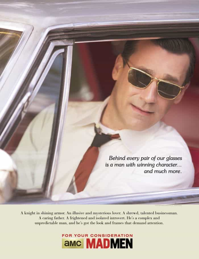 Mad Men Emmy Posters1