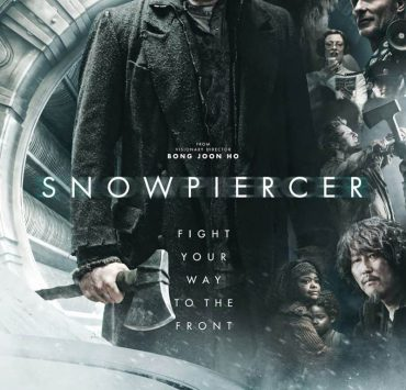 Snowpiercer Movie Poster Chris Evans