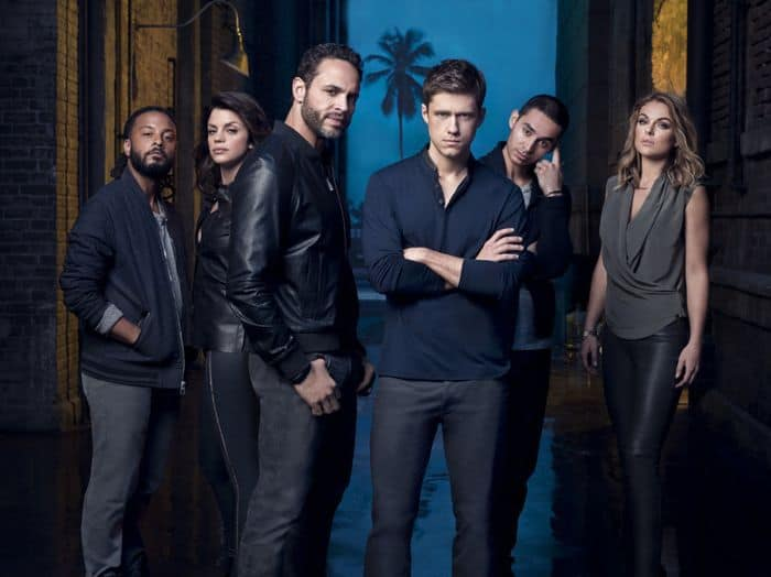 Graceland - Season 2 Cast