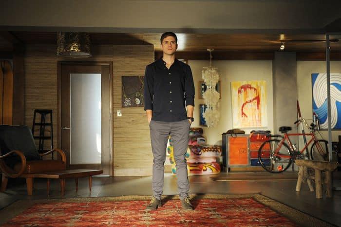 Graceland Season 2 Aaron Tveit as Mike Warren