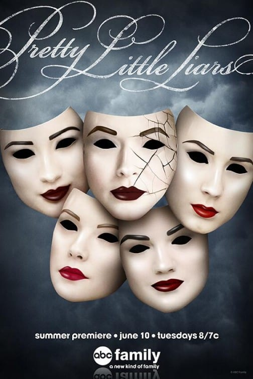 PRETTY LITTLE LIARS Season 5 Poster