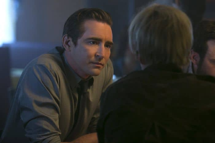 Halt And Catch Fire Lee Pace as Joe MacMillan