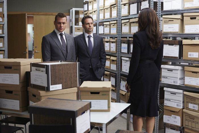 Suits 4x09 USA Network 6