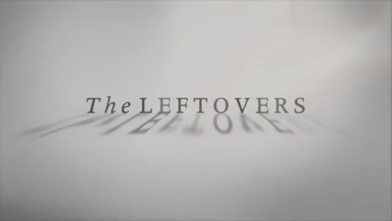 The Leftovers Logo HBO