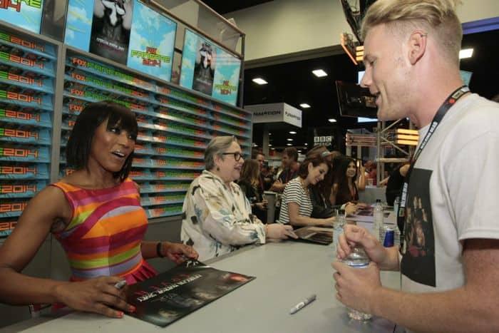 American Horror Story Cast Comic Con San Diego 2014 09