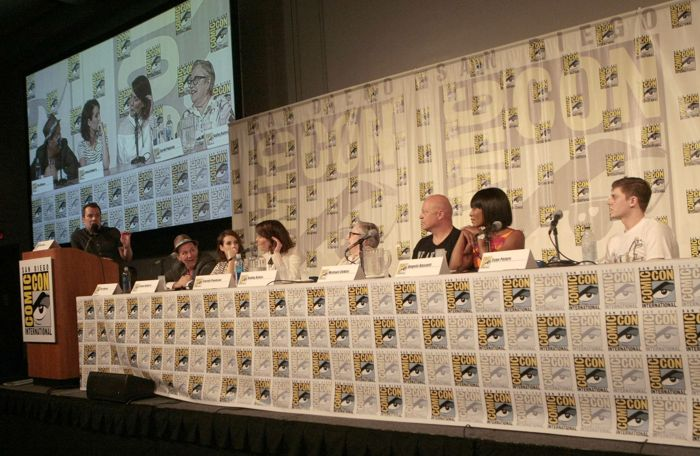 American Horror Story Cast Comic Con San Diego 2014 08