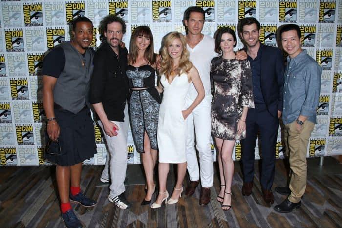 Grimm Cast Comic Con San Diego 2014 16