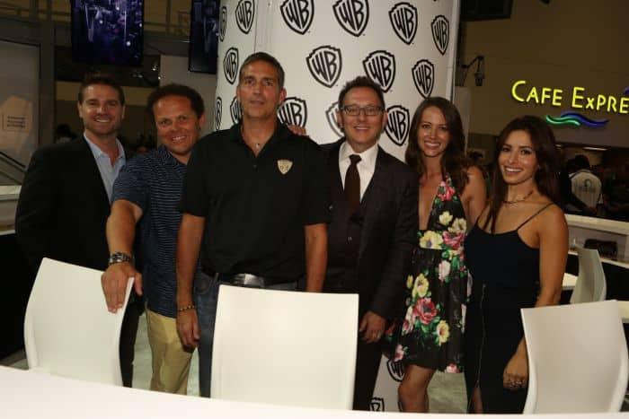 Person of Interest Cast Comic Con San Diego 2014 11